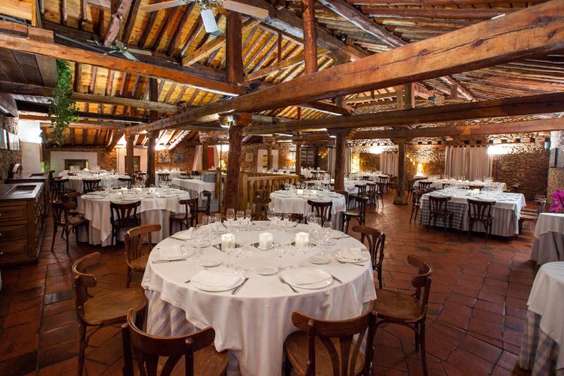 Bodas - La Portada - Restaurante La Portada de Mediodía
