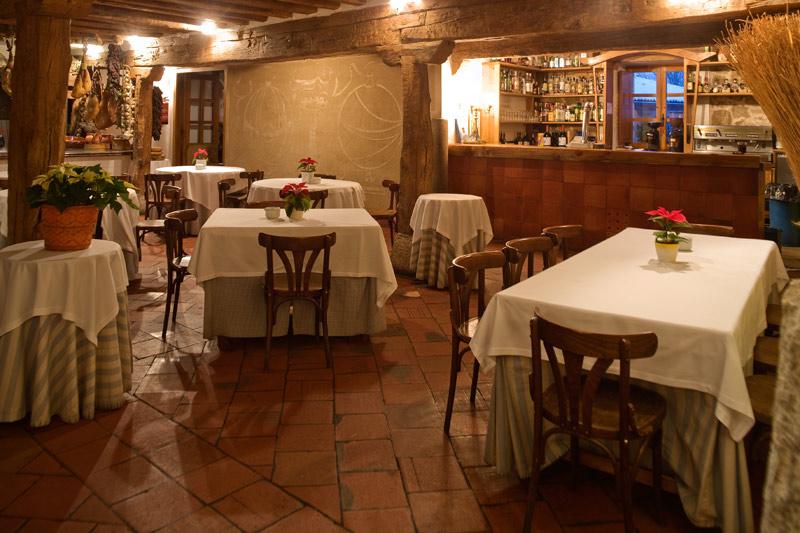 La Taberna - La Portada - Restaurante La Portada de Mediodía