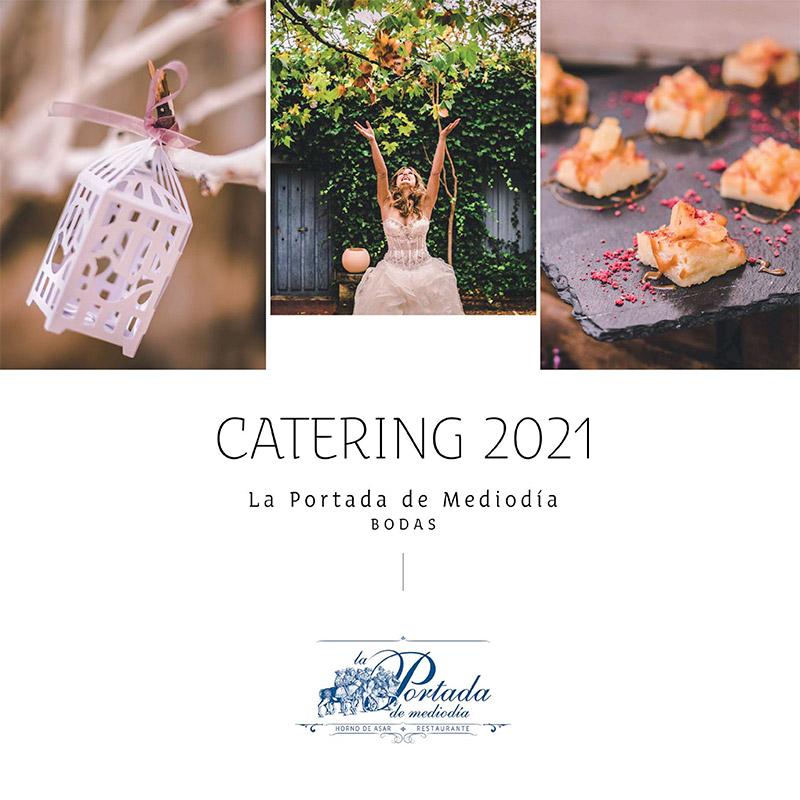 Catering 2021 - La Portada de Mediodía