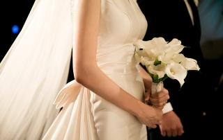 Protocolo en las bodas en Segovia